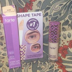 Tarte Shape Tape Concealer Mini NIB 22n Shade